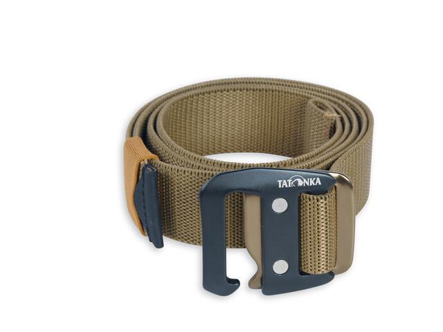 Tatonka Stretch Belt 32mm coyote brown